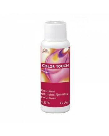 Emulsión Wella Color Touch
